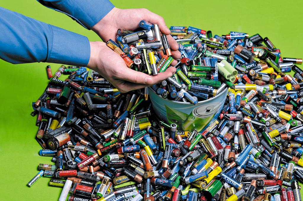Батарейки утилизация картинки